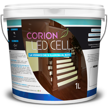 Corion Led Cell Tinta Luminescente | Corion